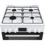 Газовая плита с электрической духовкой BOSCH HXN390D20L