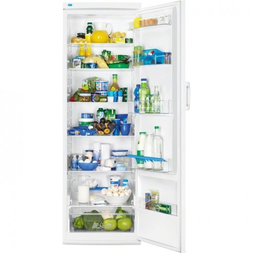 Однокамерный холодильник ZANUSSI ZRA40100WA