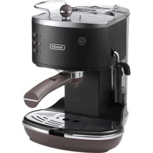 Кофеварка эспрессо DELONGHI ECOV310BK