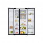 Side-by-side холодильник SAMSUNG RS68N8240B1
