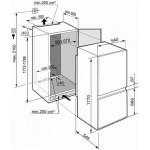 Встраиваемый холодильник LIEBHERR ICUS3314