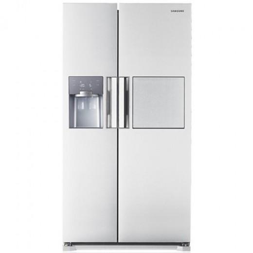 Side-by-side холодильник SAMSUNG RS7778FHCWW