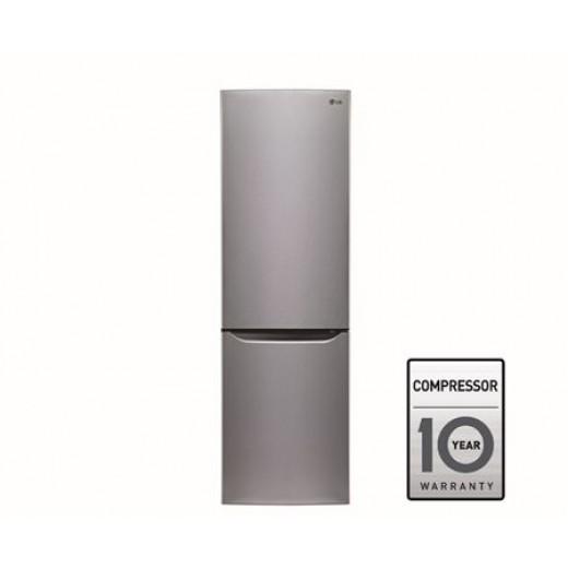 Двухкамерный холодильник LG GBB539NSCWS