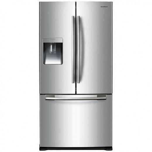 Side-by-side холодильник SAMSUNG RF62QERS