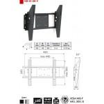 Наклонный кронштейн ElectricLight КБ 01-29 У