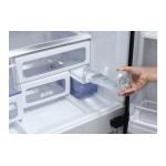 Side-by-side холодильник SHARP SJ-FP810VBK
