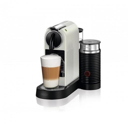 Капсульная кофеварка DELONGHI EN267.WAE