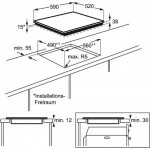 Электрическая поверхность ELECTROLUX EHF6343FOK