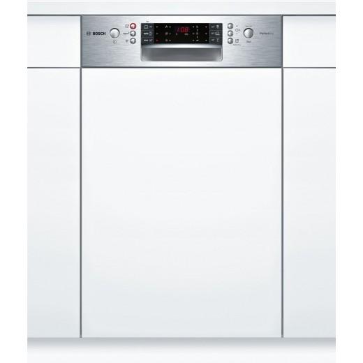 Встраиваемая посудомоечная машина с открытой панелью управления BOSCH SPI66TS01E