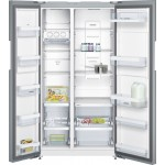 Side-by-side холодильник SIEMENS KA92NVI35