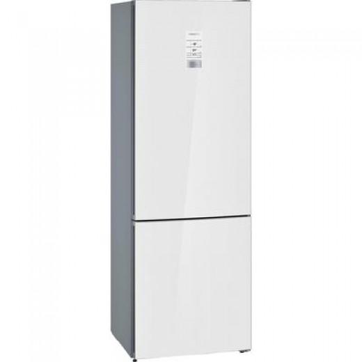 Двухкамерный холодильник SIEMENS KG49NLW30