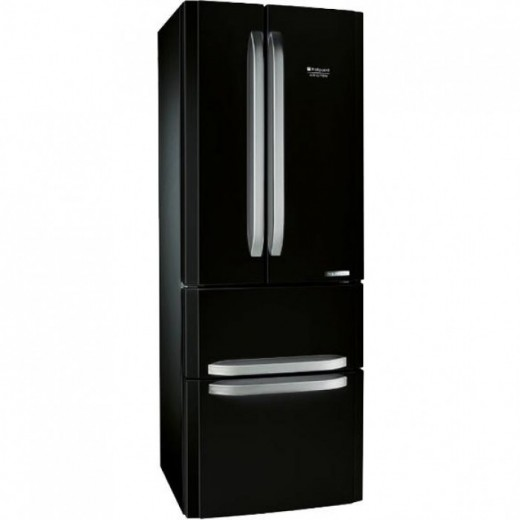 Side-by-side холодильник Hotpoint-Ariston E4DAASBC