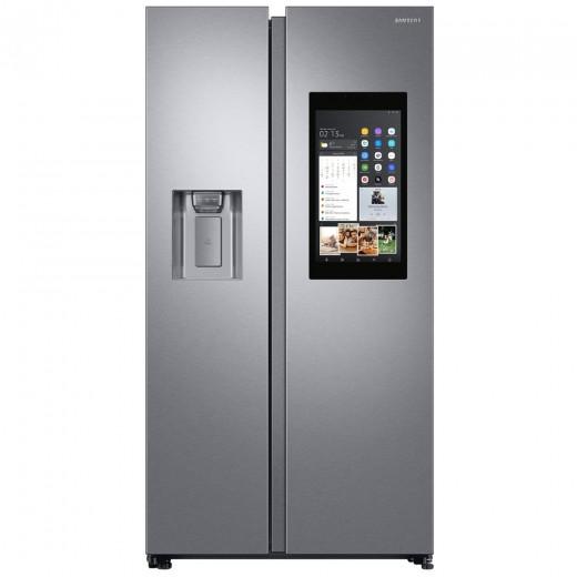 Side-by-side холодильник SAMSUNG RS68N8941SL