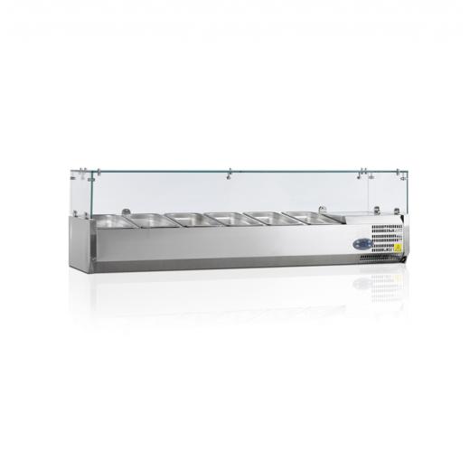 Холодильная ветрина TEFCOLD VK33-150
