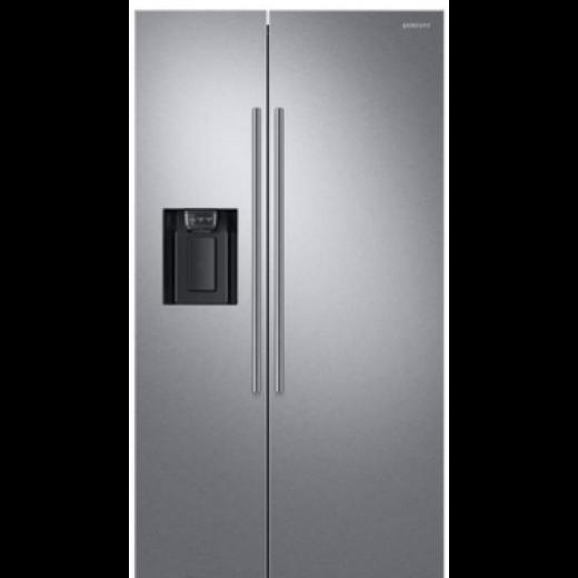 Side-by-side холодильник SAMSUNG RS67N8210SL