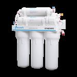 Фильтр для питьевой воды с системой обратного осмоса Ecosoft Standard MO650MECOSTD с минерализатором