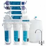 Фильтр для питьевой воды с системой обратного осмоса Organic Smart Osmo 7 био с минерализатором
