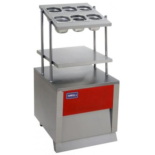 Прилавок для столовых приборов КИЙ-В ПСП-600Е (Эксклюзив)