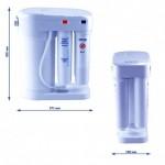 Фильтр для питьевой воды с системой обратного осмоса Аквафор DWM-101S Морион