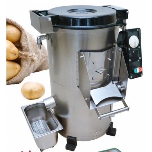 Машина картофелеочистительная Торгмаш МОК400